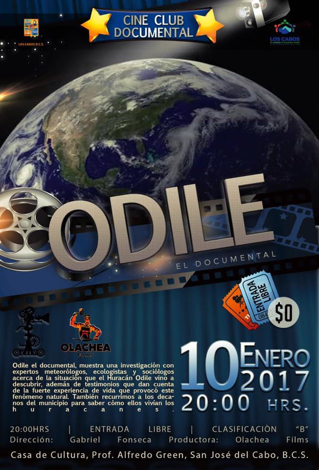documental odile